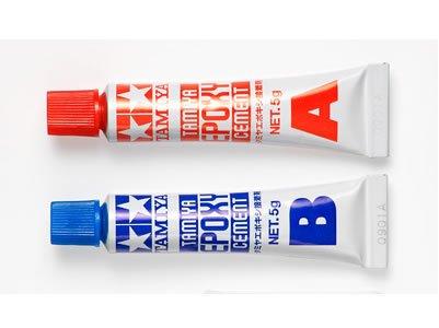 タミヤ エポキシ接着剤 5分硬化タイプの商品画像