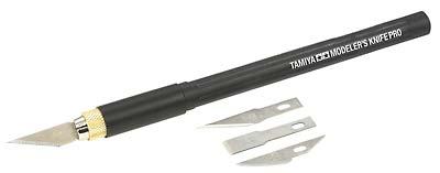 タミヤ クラフトツールシリーズ No.98 モデラーズナイフ PROの商品画像