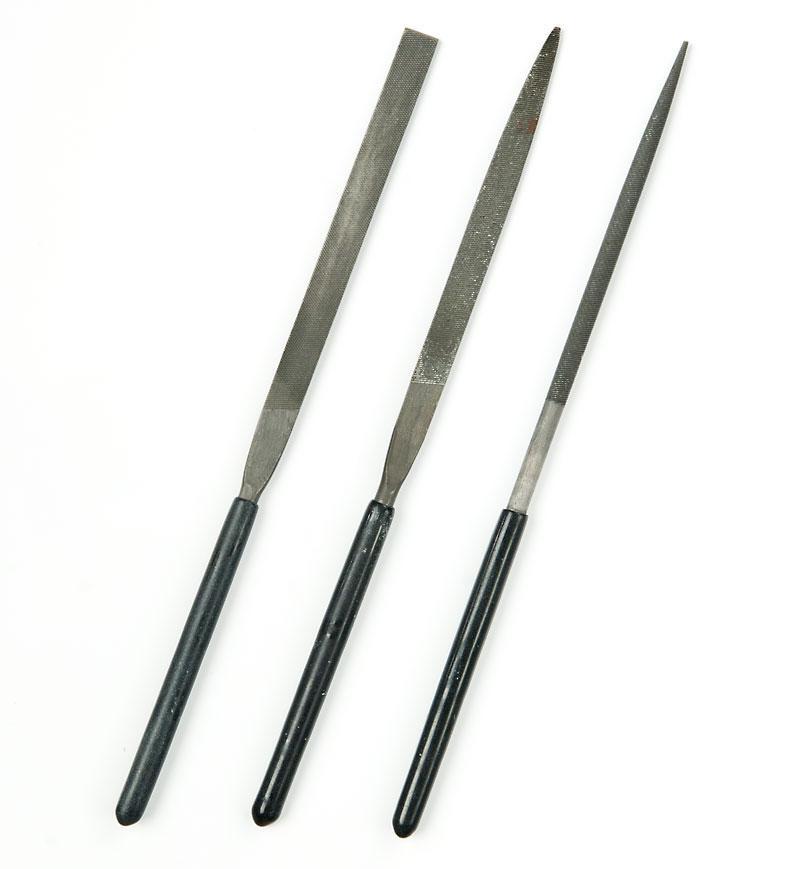 ミネシマ クラフト3本組ヤスリの商品画像
