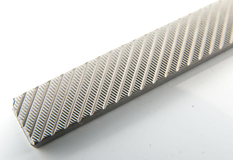 タミヤ-クラフトヤスリPROの切削面