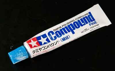 タミヤコンパウンド (細目)の商品画像