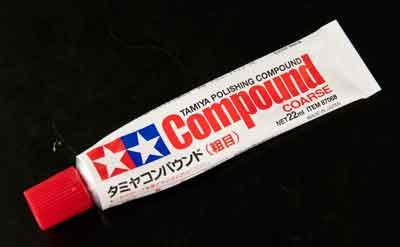 タミヤ コンパウンド 粗目の商品画像