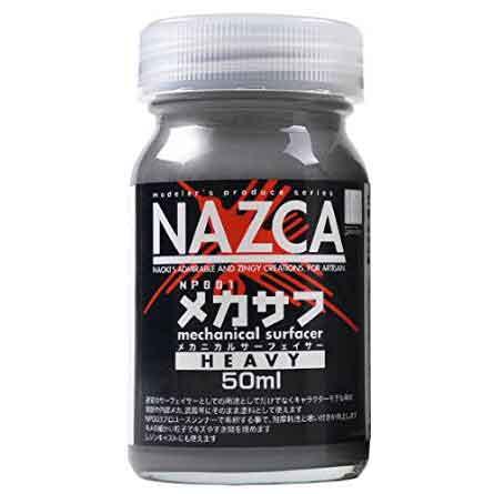 NAZCAシリーズ メカサフ 各種の商品画像