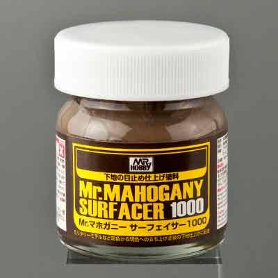 Mr.マホガニーサーフェイサー1000 瓶タイプの商品画像
