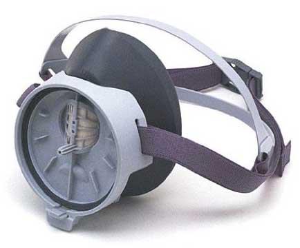 重松製作所 防毒マスク GM77の商品画像