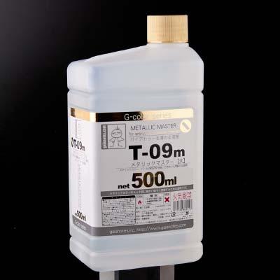 ガイアノーツ T-09m メタリックマスターの商品画像