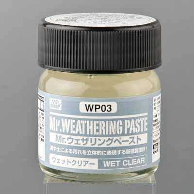 Mrウェザリングペースト (WP03) ウェットクリアー