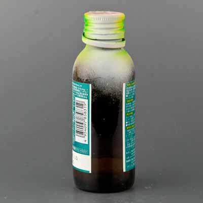 栄養ドリンクの瓶