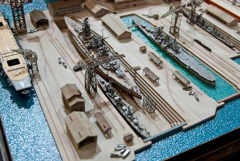 紙創り-一号船渠セット