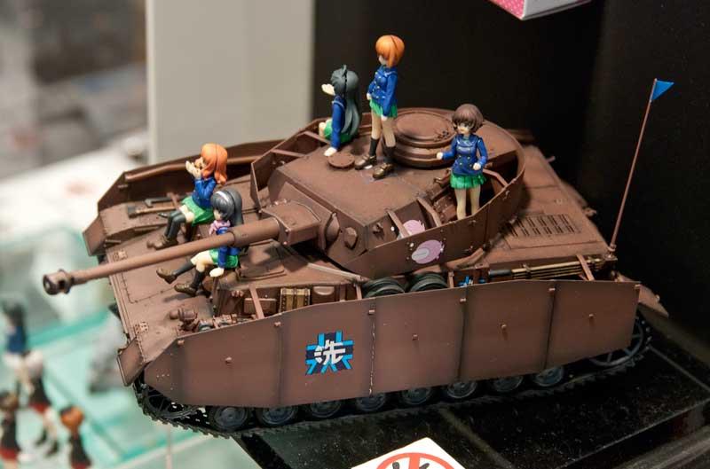 プラッツ-IV号戦車
