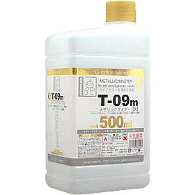 T-09 メタリックマスター 500ml