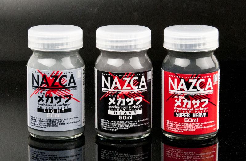 ガイアノーツ NAZCA メカサフ(メカニカルサーフェイサー)