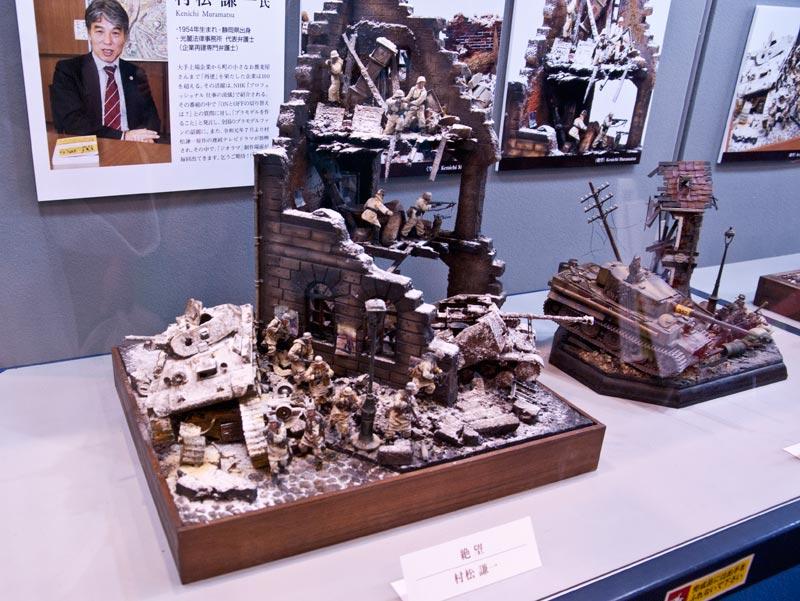 村松兼一氏のジオラマ作品